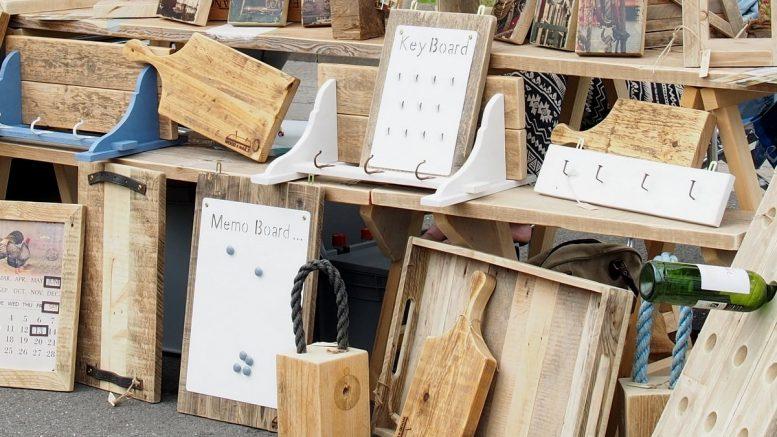 Nachhaltige Holzwaren
