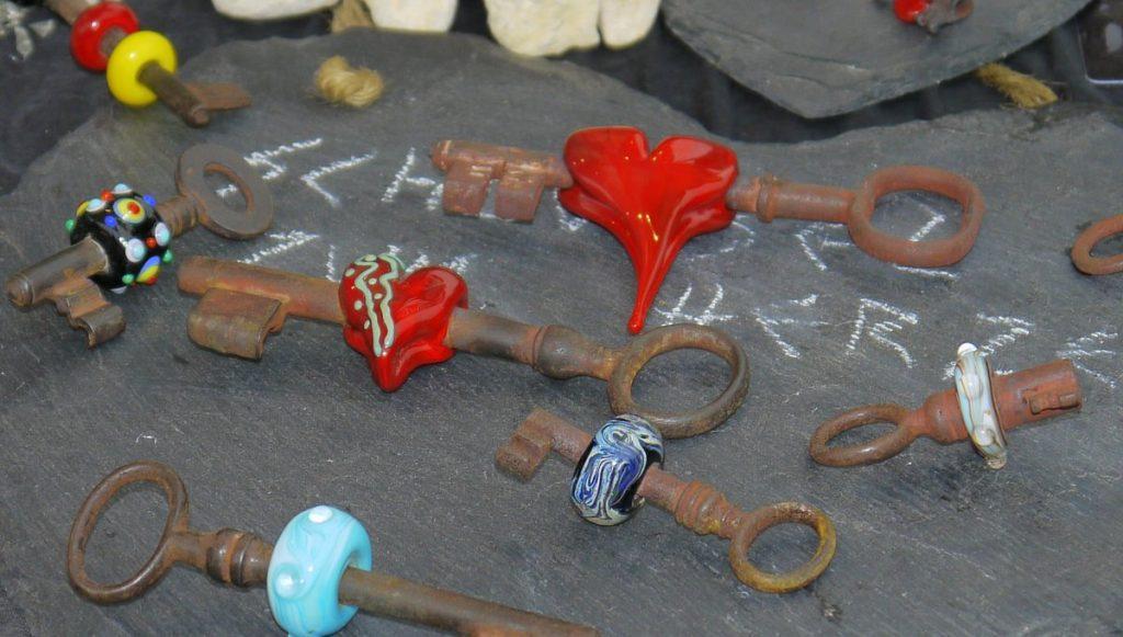 Kunsthandwerk - Ringe
