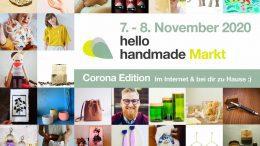 Werbemotiv Hello Handmade