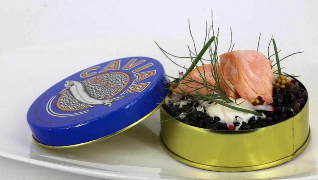 Cornelia Poletto italienischer Kaviar