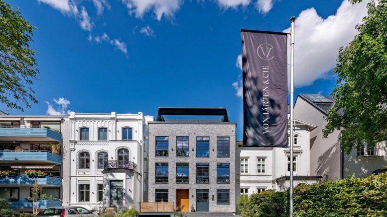 Büro in Hamburg Eppendorf