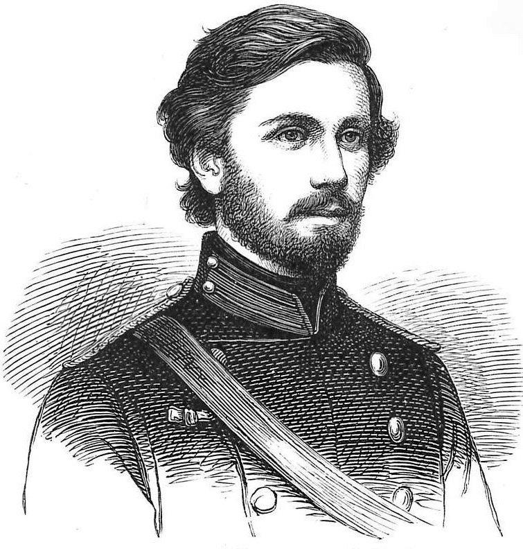 Historische Abbildung Carl Castenschiold