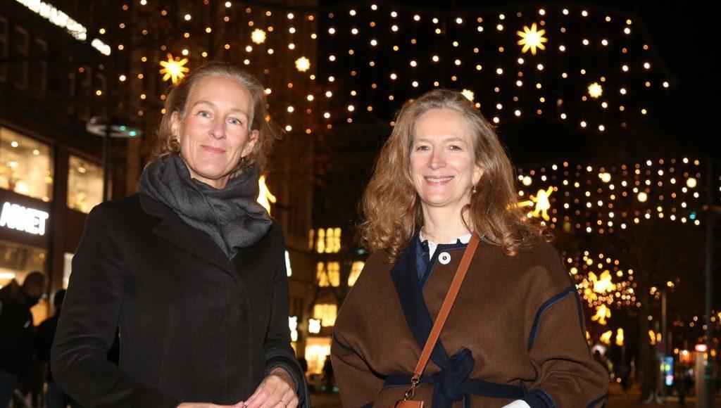 Caroline Backhaus und Sophie Bach