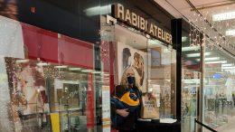 Der Galerie Habibi in den Harburg Arcaden