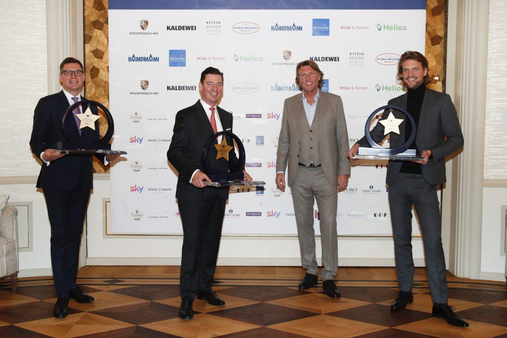 Die Top Drei mit Carsten K. Rath