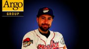 Mike Blanke Baseball Spieler