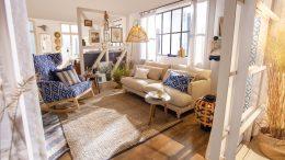 Hamptons Style Wohnzimmer