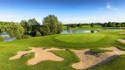 Platz vom Golfclub Brunstorf