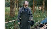 Einsiedler im Wald