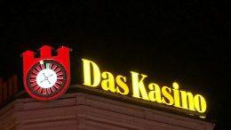 Neon das Kasino Reeperbahn Hamburg