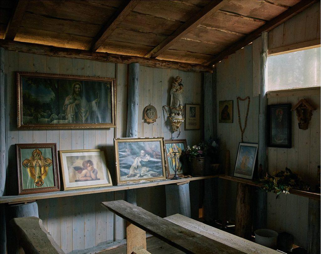 Kapelle mit Bildern