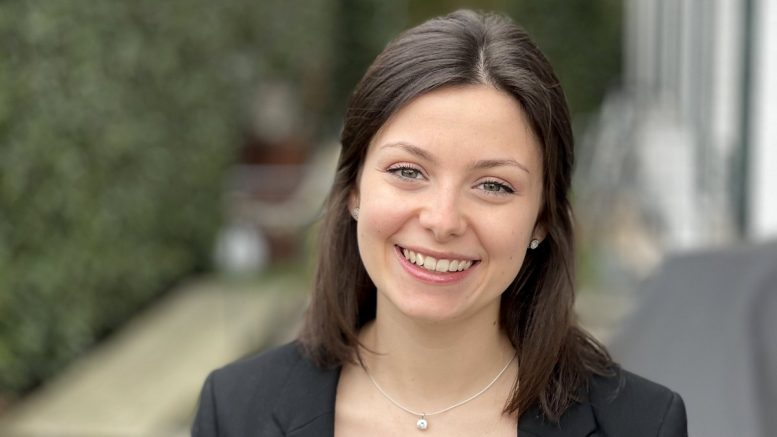 Lara Dröge Hotelkauffrau
