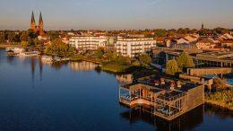 Luftaufnahme Resort Mark Brandenburg am See