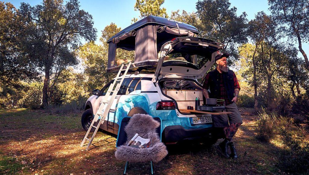Citroen Cactus Camper ADVENTURER