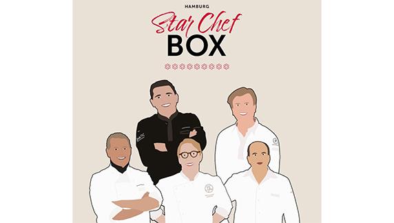 Logo Hamburg Star Chef Box