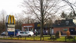 Fast Food in Ahrensburg - Mc Donald's