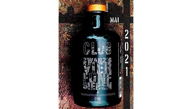 Club 20457 Gin - Flasche