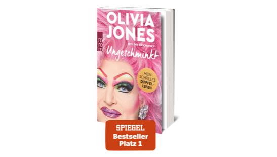 Buchtitel Oliva Jones