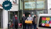 Mitarbeiter von der Palastkuede in Hamburg Billstedt