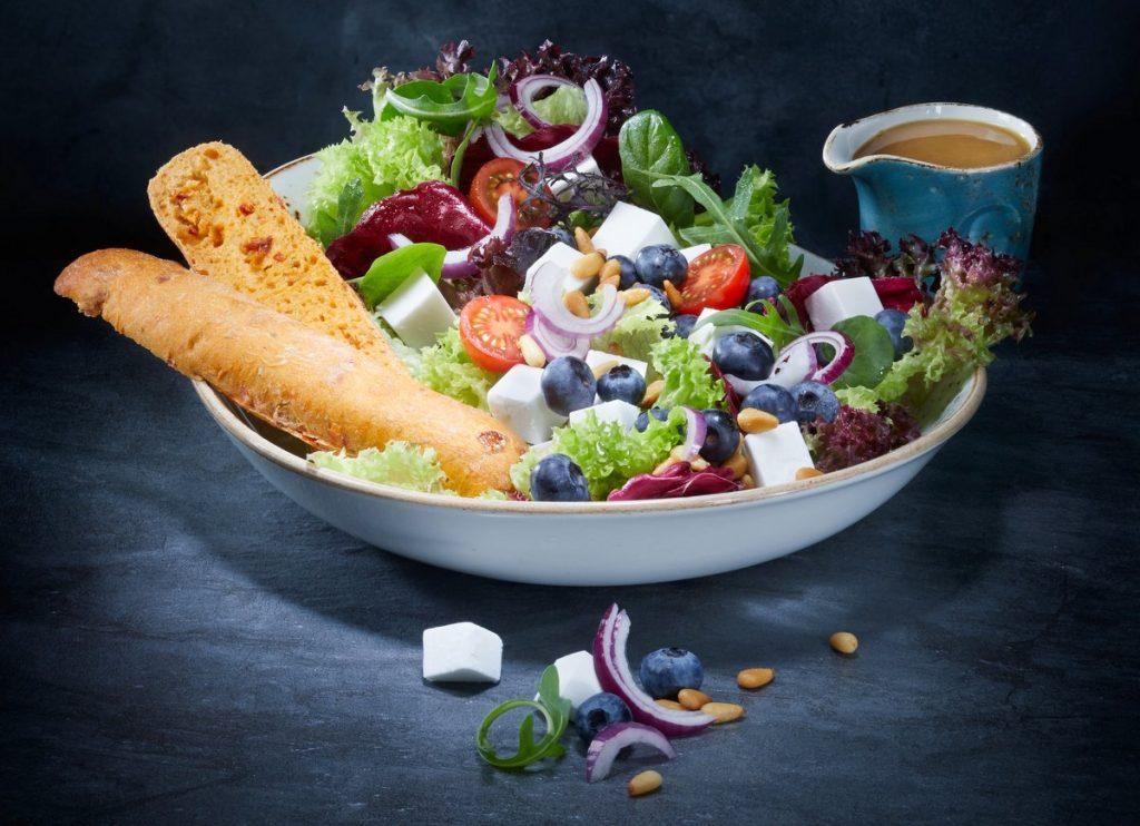 Salat von Peter Pane