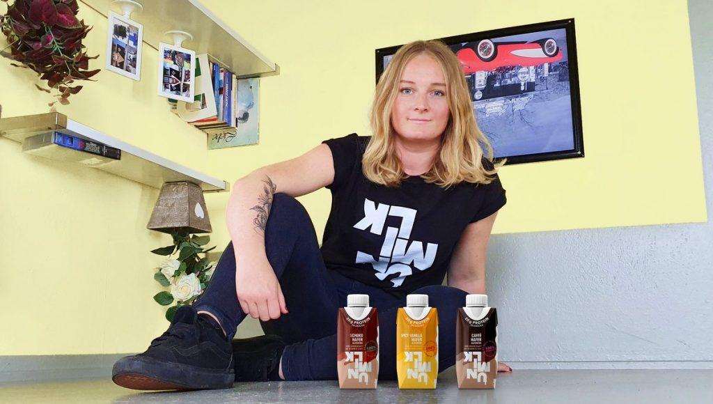 Jennifer Schäfer Gründerin von Unmilk