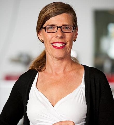 Die Unternehmerin Renate Thesing