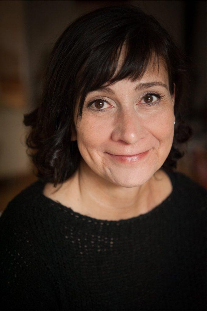 Die Malerin Sonja Reiche