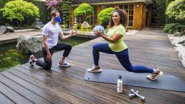 Outdoor Fitnesstraining