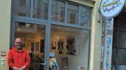 Michael Habbel für der Popstreet Galerie