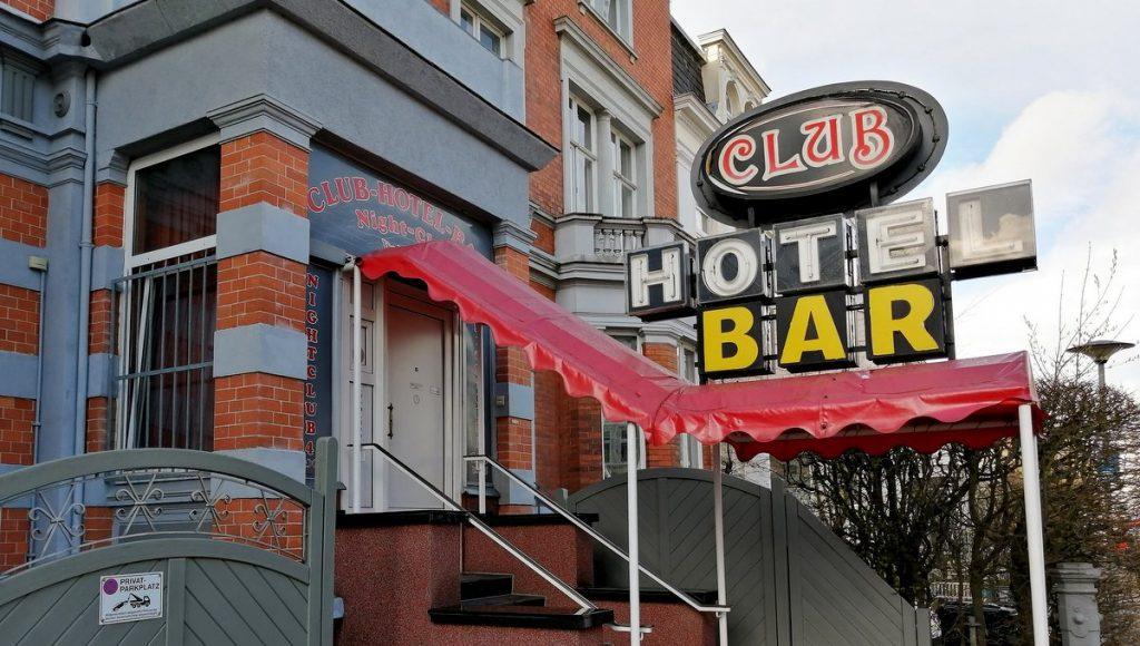 CLUB HOTEL BAR in Lübeck