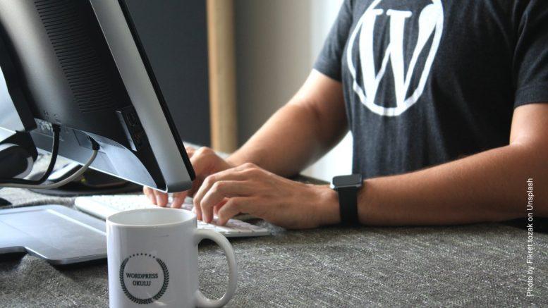 Symbolbild Wordpress