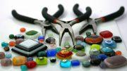 Schmuckteile und Werkuezg