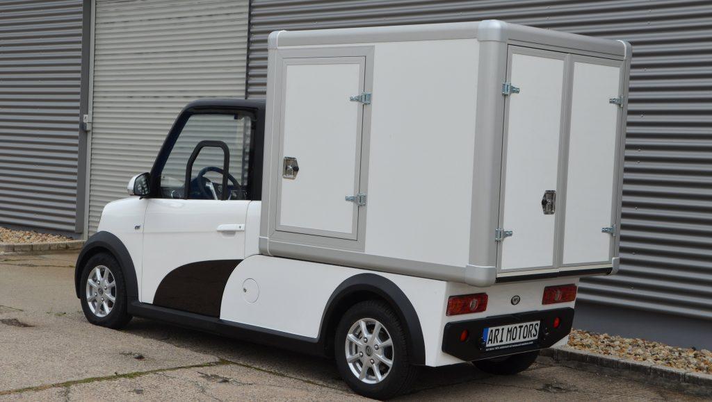 E-Transportr von ARI Motors
