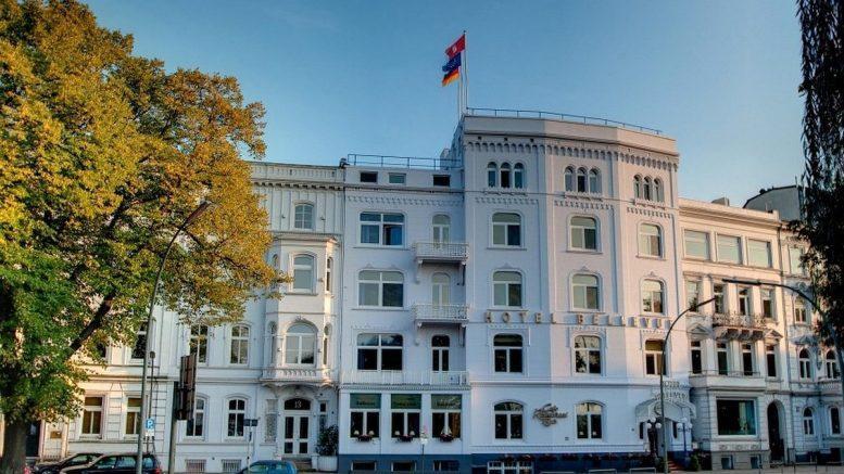 Hamburger Hotel an der Außenalster: Das Hotel Bellevue