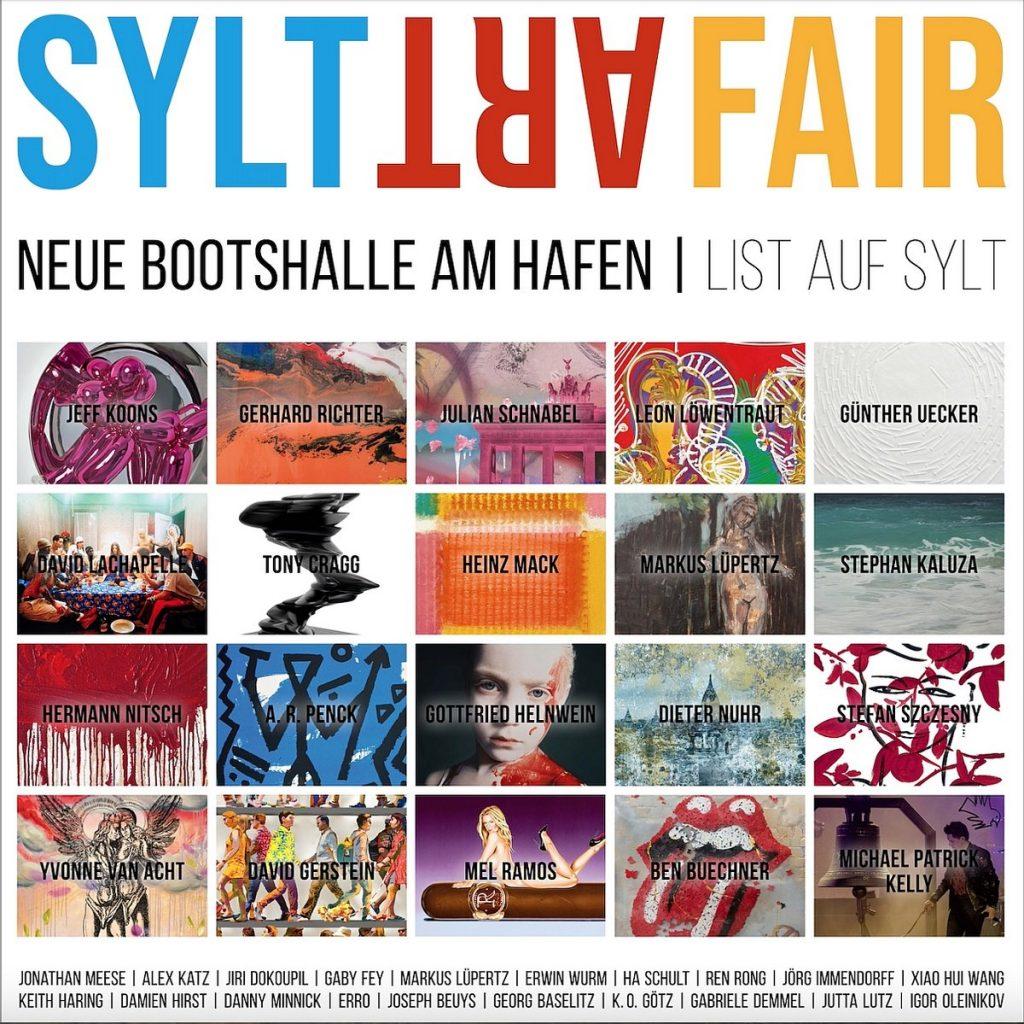 Plakat: Sylt Art Fair