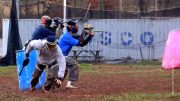 Paintball Team greift an
