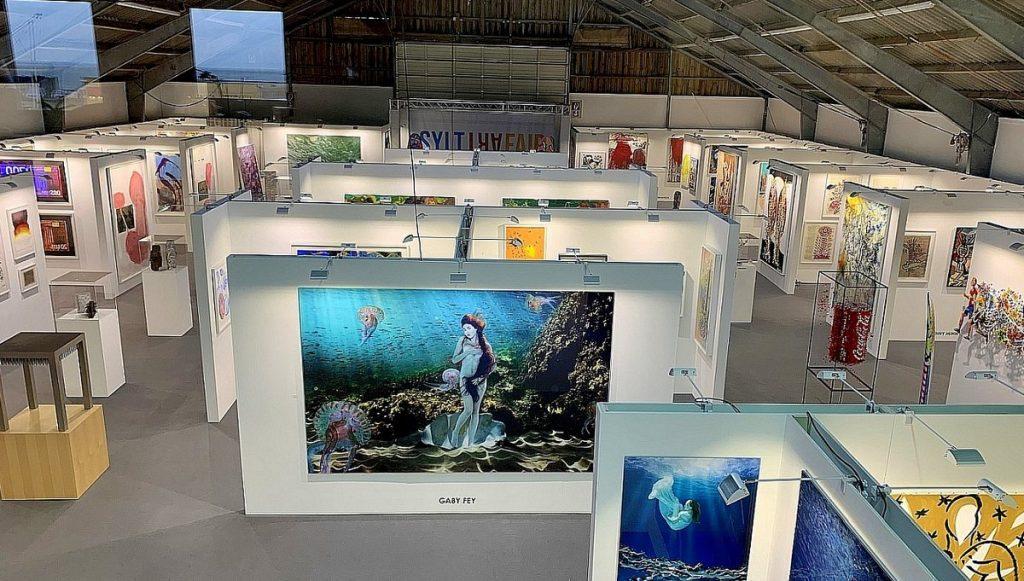 Sylt Art Fair Ausstellung