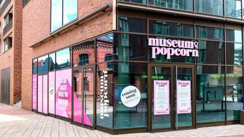 Museum of Popcorn Außenansicht