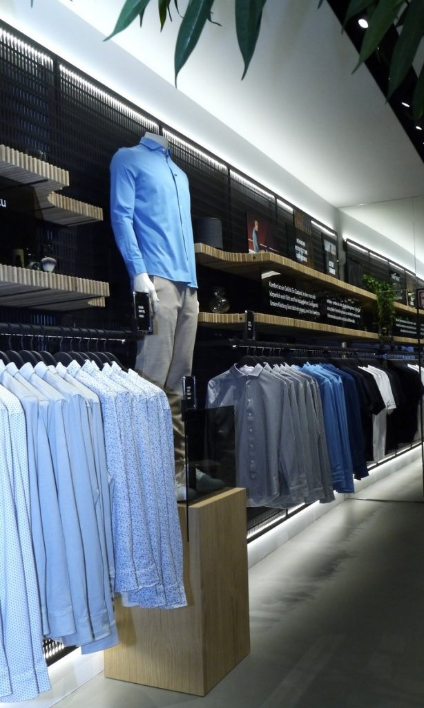Shaping New Tomorrow Store