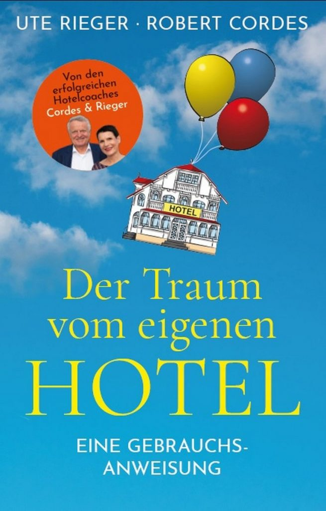 Buchcover Fachbuch der Traum vom eigenen Hotel