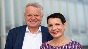 Die Hotelberater Ute Rieger (geb. 1968) und Robert Cordes (geb. 1957) führen gemeinsam das 2013 in Kiel gegründete Beratungsunternehmen Cordes und Rieger