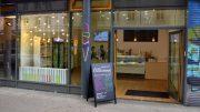 Ladenansicht im Schanzelviertel LUICELLAS Eiscreme