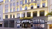 Ansicht des Hamburger Hotels Reichshof in St. Georg