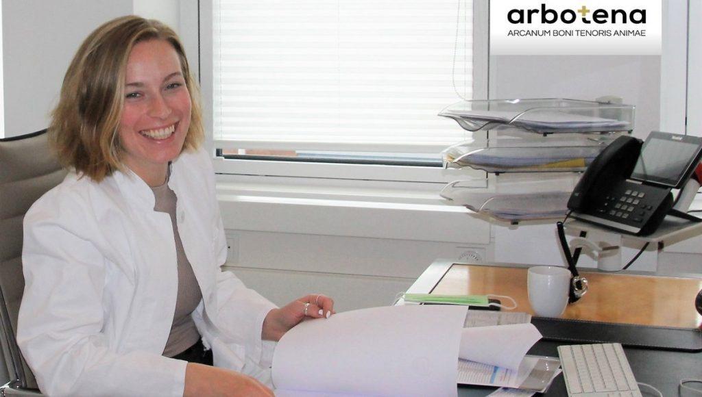Kathleen Haupt Ärztin