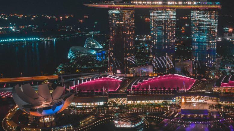 Casino in Singapore bei Nach