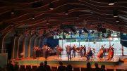 Jazz Hall mit Klassik Konzert