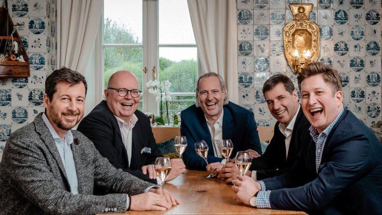 Fünf Hotelier aus Sylt