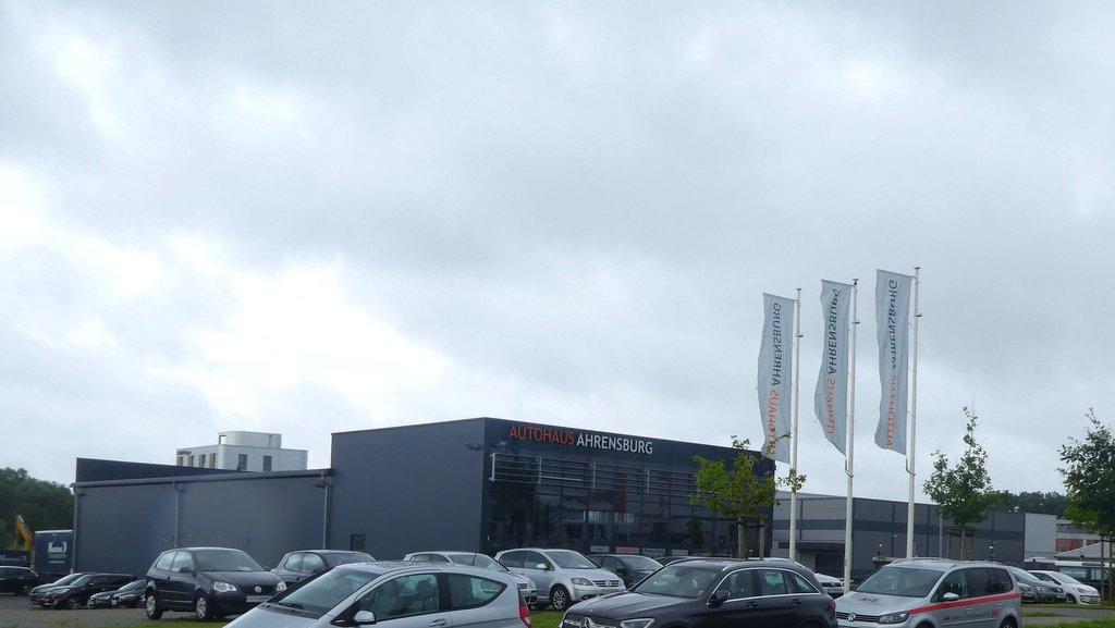 Ansicht des Autohaus Ahrensburg Am Hopfenbach 15