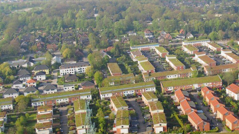 Hamburg Havighorst aus der Luft