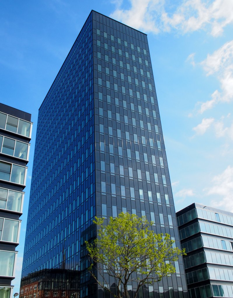 Coworking Haus: Kallmorgen Tower